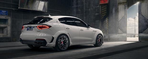 Nemtii au terminat de tunat noul SUV cu motor de Ferrari. Cum arata acum masina care a bagat spaima in sefii AMG si Porsche