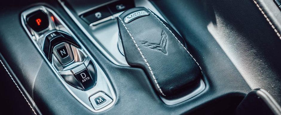 Nemtii au terminat de tunat primul Corvette cu motor central din istorie. Primele imagini oficiale au fost publicate chiar acum