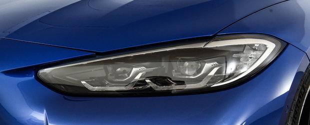Nemtii au tunat deja BMW-ul cu cea mai urata grila din lume. Cum arata acum controversatul model din Bavaria