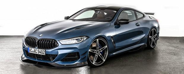 Nemtii de la AC Schnitzer vor sa fie primii care tuneaza noul BMW Seria 8. Asa arata prototipul