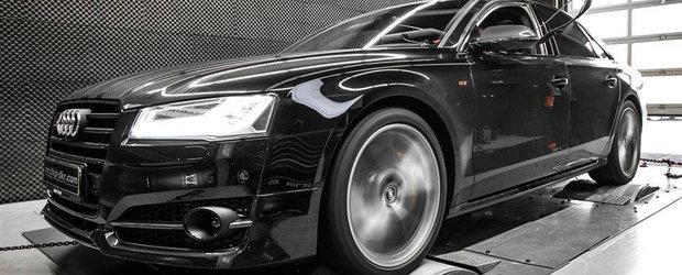 Nemtii de la Mcchip-DKR au dus Audi-ul S8 Plus in extrem