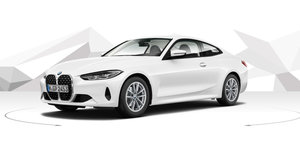 Nemtii de la Mercedes rad, cel mai probabil, in hohote. Cum arata noul BMW Seria 4 Coupe in versiunea de baza