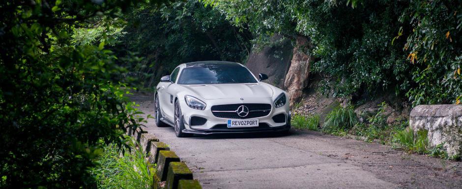 Nemtii de la RevoZport fac de rusine Mercedes-ul AMG GT R cu versiunea imbunatatita a lui GT S