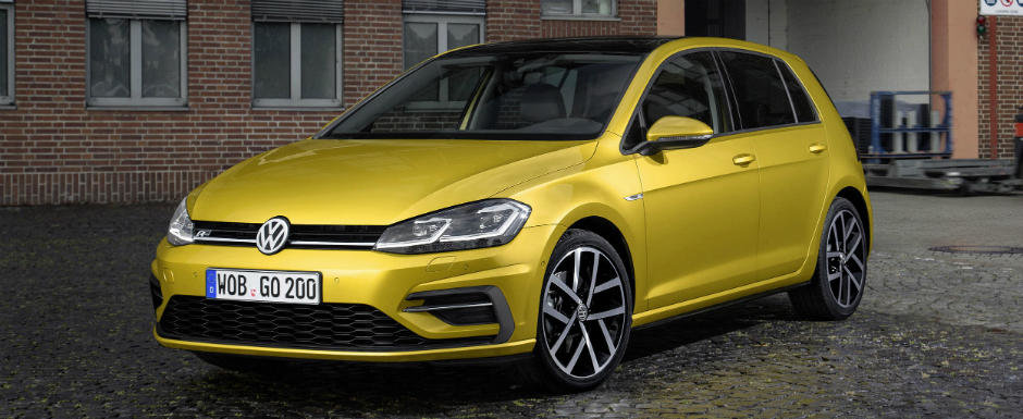 Nemtii de la Volkswagen au publicat preturile pentru Golf-ul 7 facelift