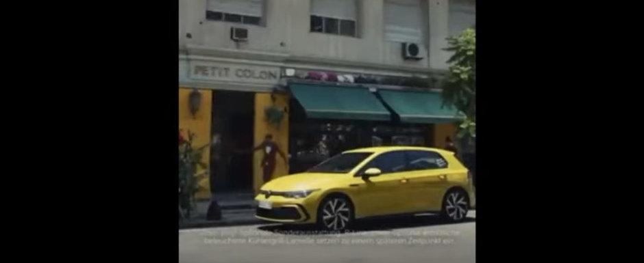 Nemtii de la Volkswagen, in centrul unui nou scandal. Reclama pentru care sefii au trebuit sa isi ceara scuze in public