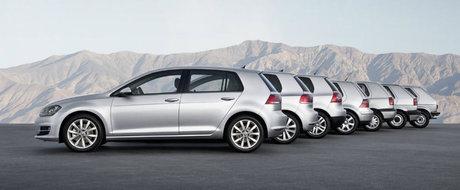Nemtii de la Volkswagen mizeaza tot pe Golf-ul 8, asa ca il lanseaza de-abia in 2019