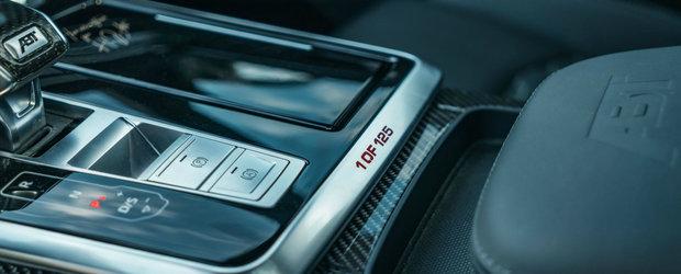 Nemtii lanseaza pe piata un Audi RS Q8 cu 740 CP si 315 km/h viteza de top