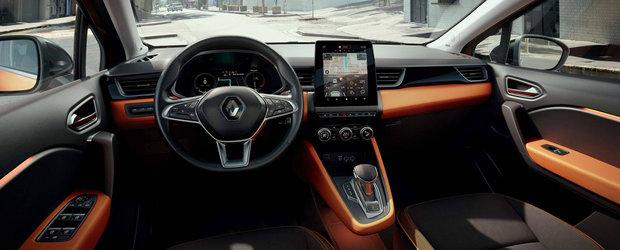 Nemtii mai au multe de invatat: noua masina de la Renault e mai sexy decat orice VW! FOTO ca sa te convingi si singur