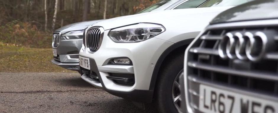 Nemtii vor sa arate ca ofera produse mai bune. Audi si BMW cheama la duel Masina Anului 2018 in Lume