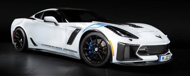 Nemtii vor sa-ti vanda acest Corvette cu 136.000 de euro. Ce modificari a primit sportiva americana