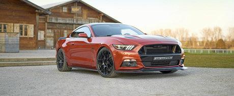 Nemtii vor sa vanda acest Mustang cu 110.000 euro. Motivul pentru care masina americana costa atat