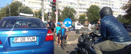 Nesimtirea biciclistilor: de ce nu-i suporta soferii si de ce ii ignora politistii