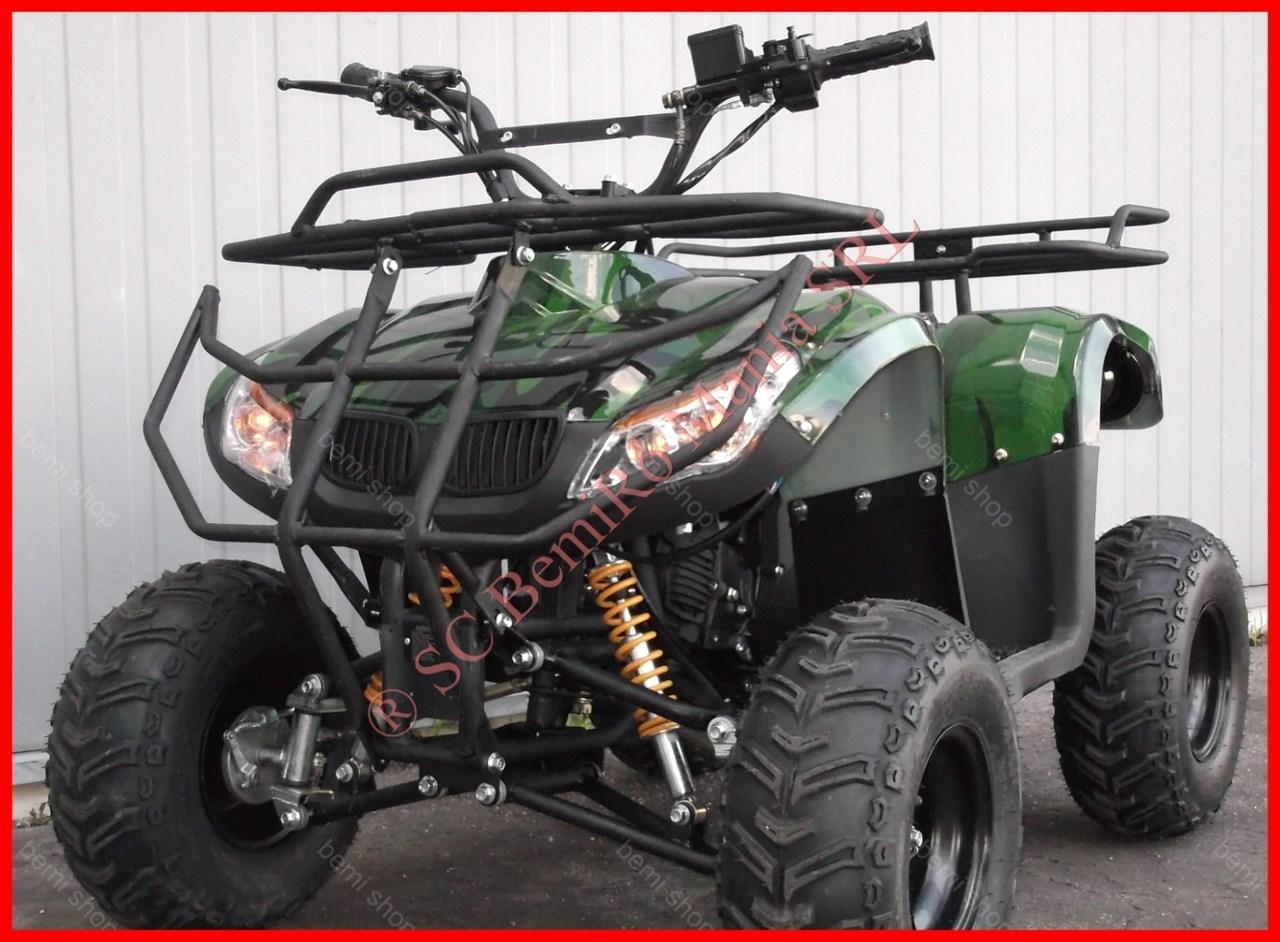 NEW ATV 125i7 BEMI 2WD 125cc NOI cu revers