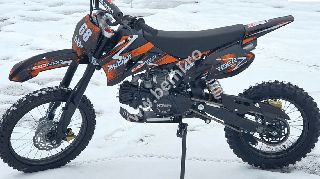 NEW DB 608 Limited CROSS ATV bemi KXD-MOTO Pret Real !