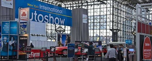 New York International Auto Show incepe azi