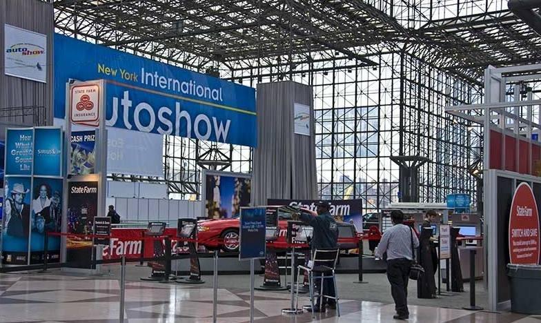 New York International Auto Show incepe azi