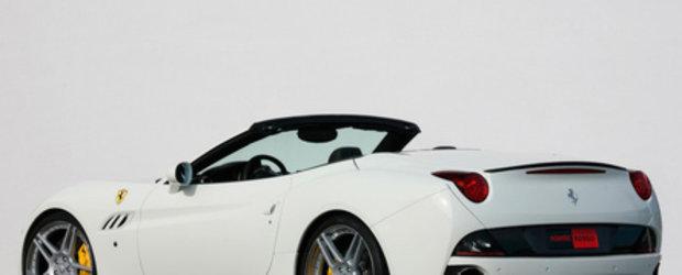 Next Level: Ferrari California by Novitec Rosso