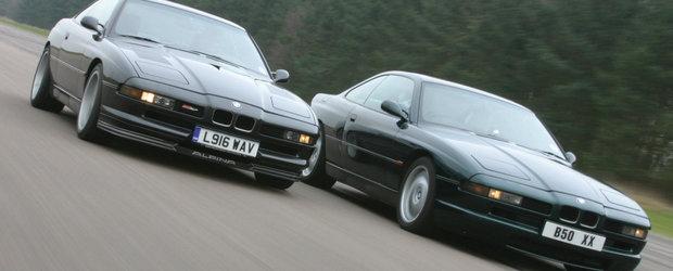 Nici nu stii ce sa alegi mai intai. Acestea sunt cele mai tari versiuni ale legendarului BMW Seria 8