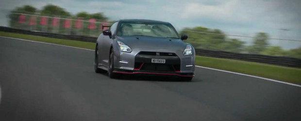 Nici o surpriza: Noul Nissan GT-R Nismo impresioneaza in primul sau test