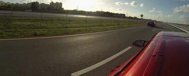 Nici o surpriza: Tesla P85D spulbera si BMW-ul M4 intr-o cursa de drag