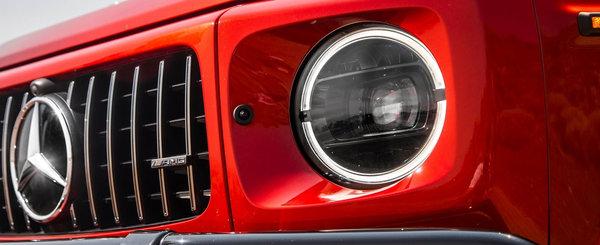 Nicio masina nu scapa de tehnologizare. Ce se va intampla cu legendarul Mercedes G-Class