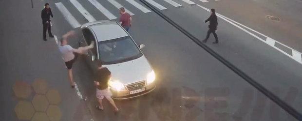 Niciodata sa nu impusti un rus in picior. Mai rau va face