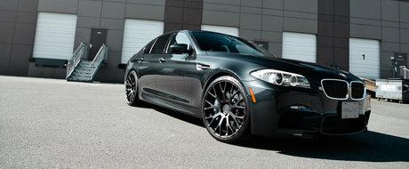 Niciun model rival nu a reusit asta. Performanta cu care se poate lauda doar BMW Seria 5