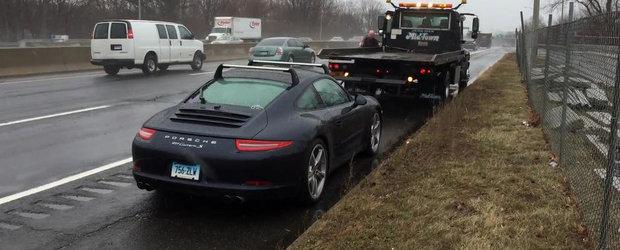 Nick Murray renunta la Porsche-le plin de probleme pentru un BMW M4