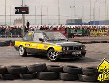 Niculae Dobre si BMW E30 V8