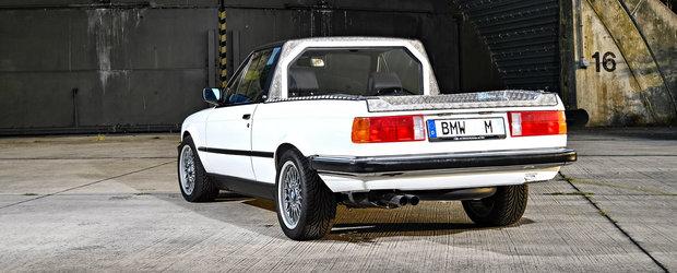 Nimeni nu a stiut de ele pana acum. Uite cum arata cele mai ciudate M3-uri din istoria marcii BMW