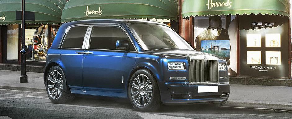 Nimeni nu ar fi crezut ca o sa le vada vreodata asa. Cum arata noile modele de la Bugatti, Bentley si Rolls transformate in masini de oras
