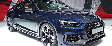 Nimeni nu ii poate rezista! Zece lucruri tari despre noul Audi RS5 Coupe