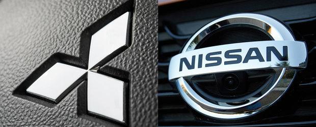 Nimeni nu se astepta la asta. Nissan cumpara compania rivala Mitsubishi