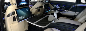 Nimeni nu vrea la volan. 10 masini dementiale facute sa te bucuri de ele de pe bancheta din spate