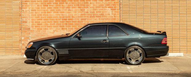 Nimeni nu vrea un Mercedes cu motor V12, detinut in trecut de Michael Jordan