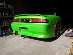 Nissan 200 SX Silvia S14
