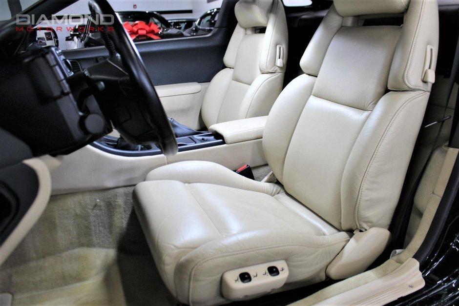 Nissan 300ZX cu 1830 de mile