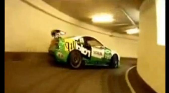Nissan 300ZX, drift mai ceva ca in Tokyo Drift