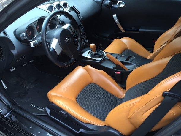 Nissan 350 Z Cabrio 2006
