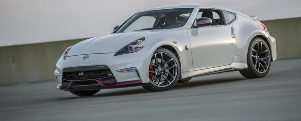 Nissan 370Z NISMO Facelift: Un nou design, o noua transmisie, plus alte surprize