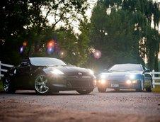 Nissan 370Z versus Nissan 300ZX