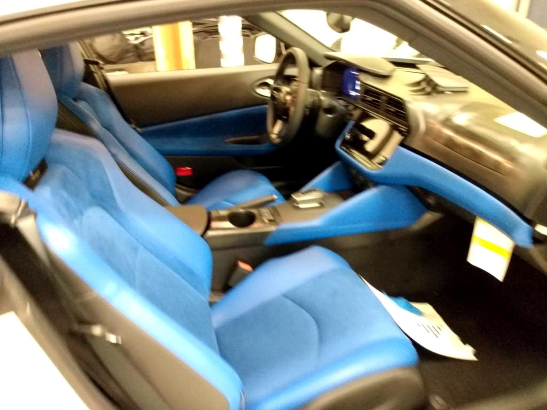 Nissan 400Z - Poze noi - Nissan 400Z - Poze noi