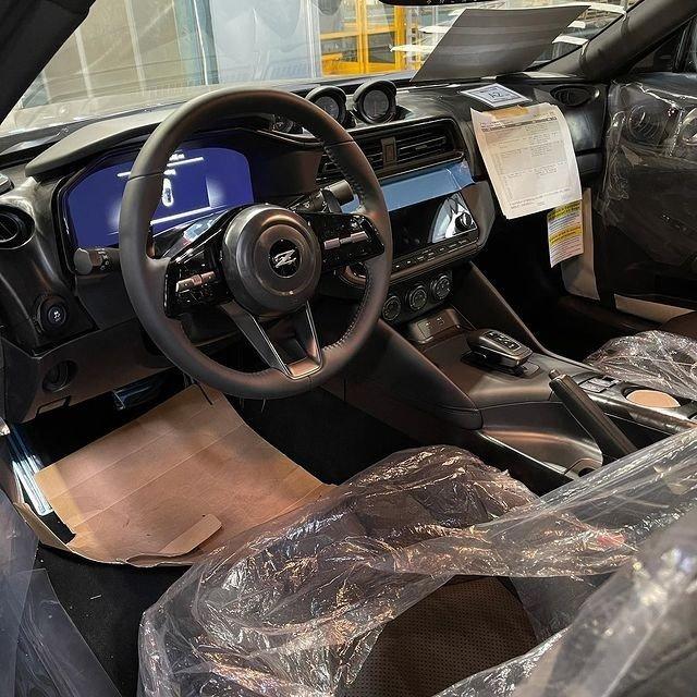 Nissan 400Z - Primele poze