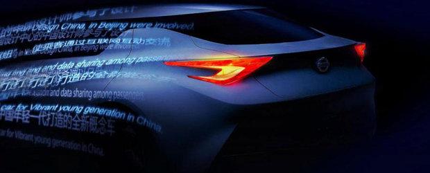 Nissan a prezentat cel de-al doilea teaser al conceptului Friend-ME