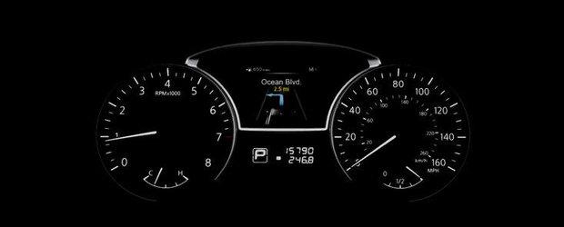 Nissan Altima - Al cincilea teaser oficial