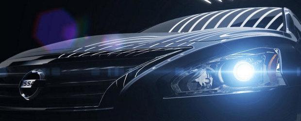 Nissan Altima - Al doilea teaser oficial