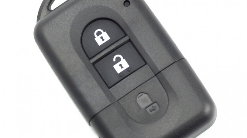 Nissan - Carcasa cheie 3 butoane