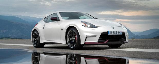 Nissan cauta ajutor pe alt continent. Japonezii vor colabora cu Mercedes pentru viitorul model Z