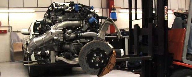Nissan confirma nasterea lui Juke cu motor de GT-R, numit Juke-R