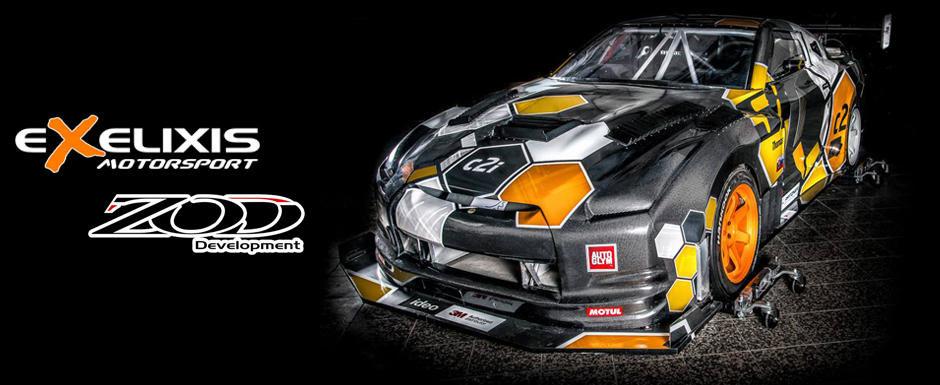 Nissan GT-R de circuit de aproape 900 cp, reglat de Exelixis si ZOD Development